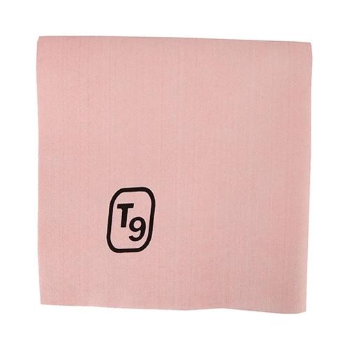T9 Disposable Microfibre Cloth 40 x 40cm Red