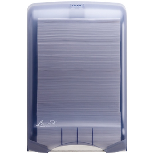 Leonardo M Fold 750 Hand Towel Dispenser Blue