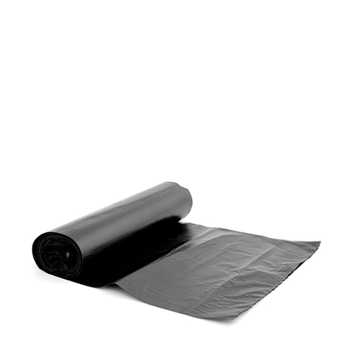 Medium Duty Refuse Sack 10kg 45.7 x 73.7 x 83.8cm Black