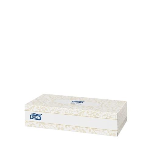 Tork Multi Pack Extra Soft Premium Facial Tissues 2 Ply  White