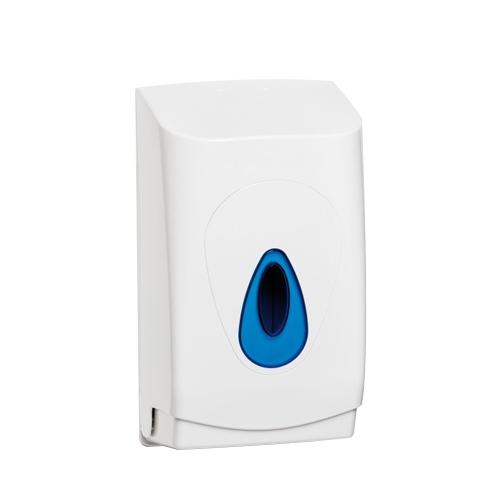 Modular  Bulk Pack Toilet Tissue Dispenser 27.5 x 15 x 13cm White