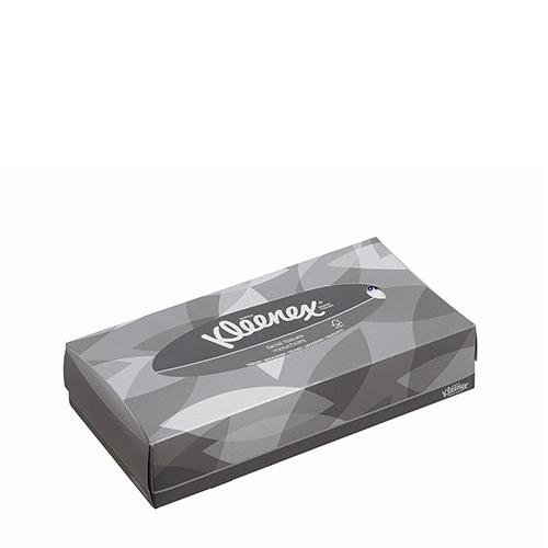 Kleenex Multi Pack Facial Tissue Box 2 Ply 100 Sheet White