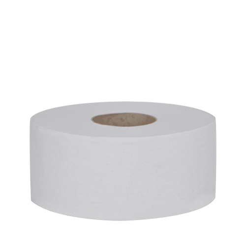 Alliance Jumbo  2 Ply Toilet Roll 76mm Core White