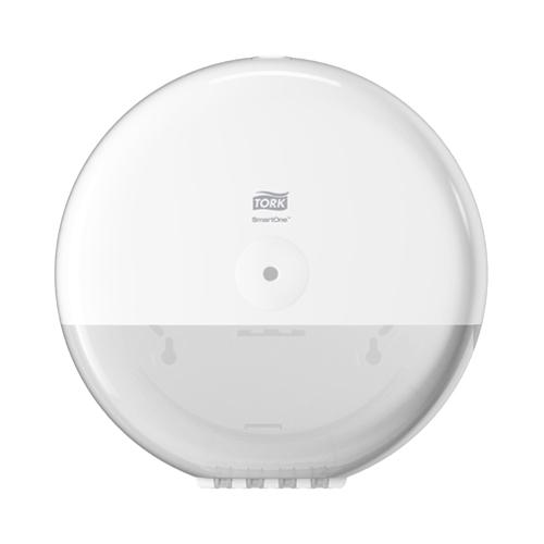 Tork SmartOne® Toilet Roll Dispenser White