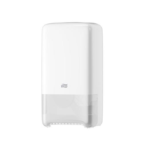 Tork Mid Size Toilet Roll Dispenser White