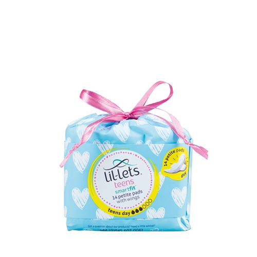 Lil-Lets Supersoft Pads (Day) 14 pads per box