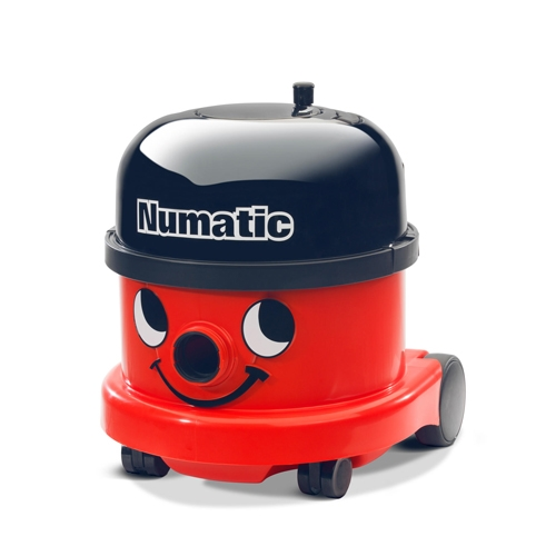 Numatic Henry Hoover Vacuum Cleaner NRV240 9Ltr 620W Red