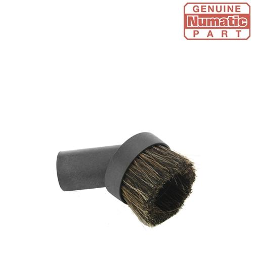 Numatic Henry Soft Round Dusting Brush Black