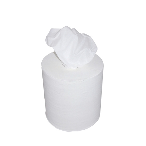 Coreless  2 Ply Centrefeed Roll 150m White