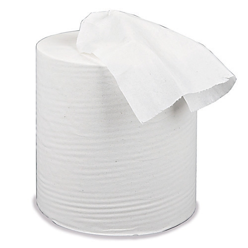 Alliance Multi Pack 1 Ply Centrefeed Roll 300m White