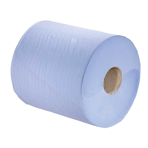Alliance Multi Pack 2 Ply Centrefeed Roll 150m Blue