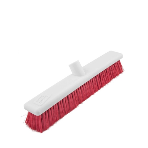 Abbey Hygiene Soft Broom Head 45.7cm Red