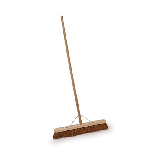 Coco  Soft Broom Metal Stay & Handle 24