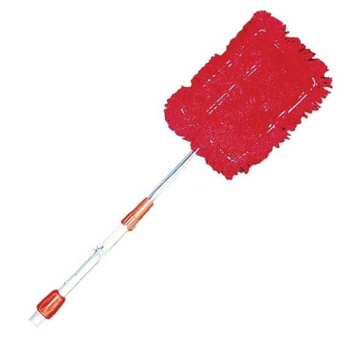 Telescopic  High Level Dusting Tool 8ft  Red