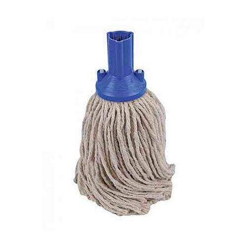 Exel Pure Yarn Mop Head 200g Blue