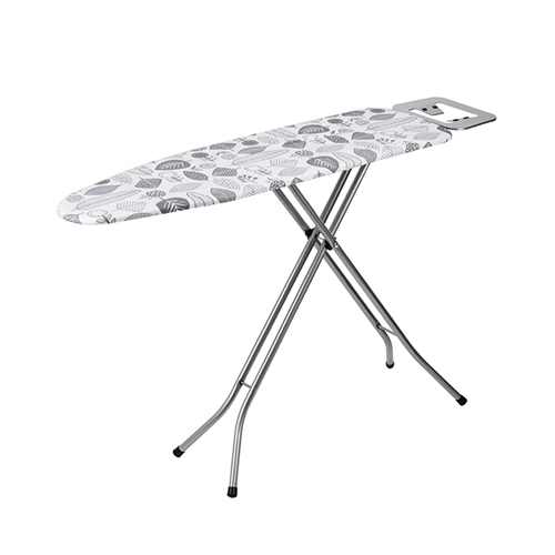 Classic Ironing Board 35 x 110cm Grey & White