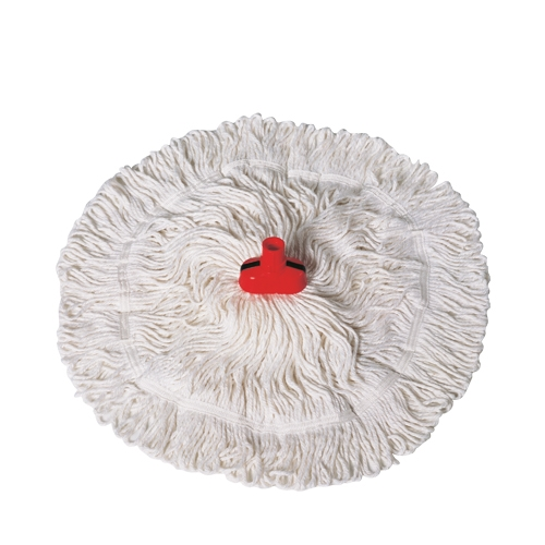 Hygiemix Socket Mop Head 250g  Red