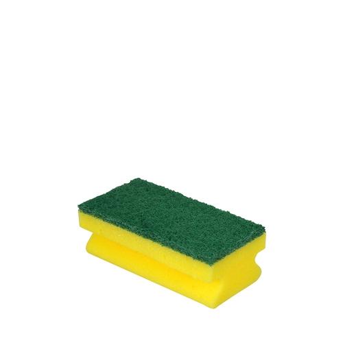 Abrasive  Foam Back Scourer 6 x 3