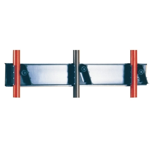 Wall Mounted 3 Tool Holder Silver