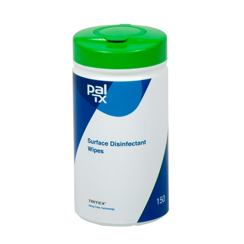 Pal TX Disinfectant Surface/Probe Wipes Small
