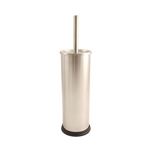 Stainless Steel  Toilet Brush Set Silver
