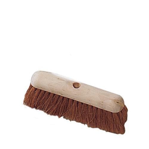 Stiff Broom Wooden Head 12