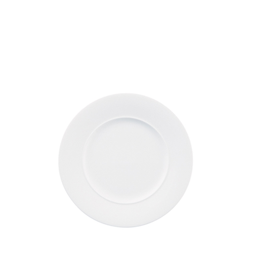 "Churchill Alchemy Ambience   Standard Rim Plate 7"" White"