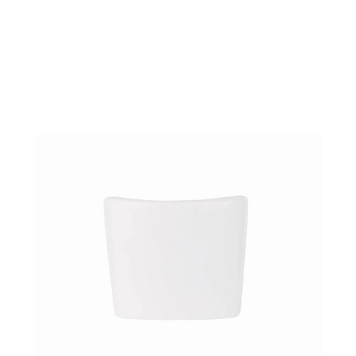 Churchill Alchemy Ambience   Salt Pot White
