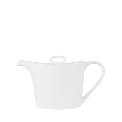 Churchill Alchemy Ambience   Oval Tea Pot 15oz White