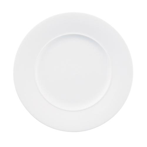 "Churchill Alchemy Ambience   Standard Rim Plate 12.5"" White"