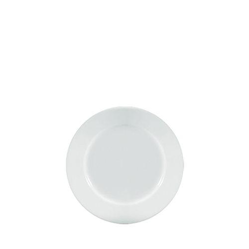 Utopia Anton Black  Winged Plate 6.5