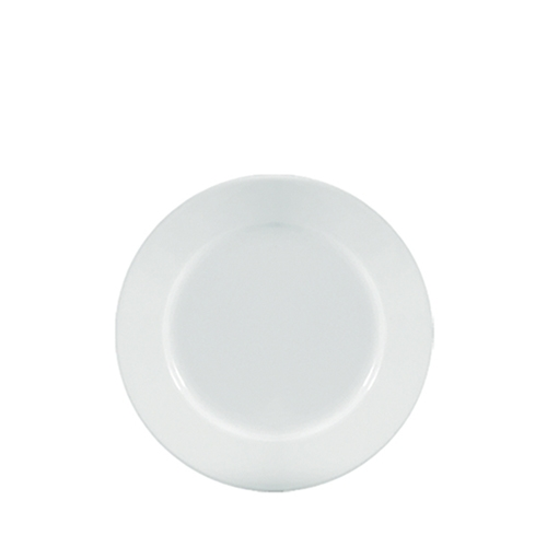 Utopia Anton Black  Winged Plate 8.25