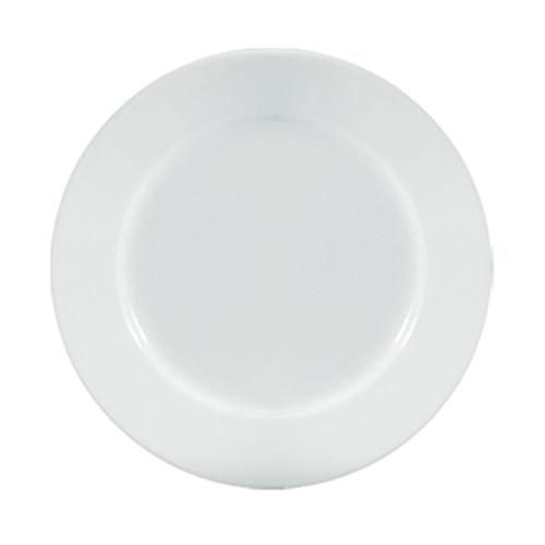 Anton Black Winged Plate