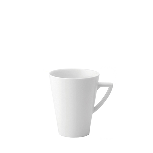 Anton Black Latte Mug
