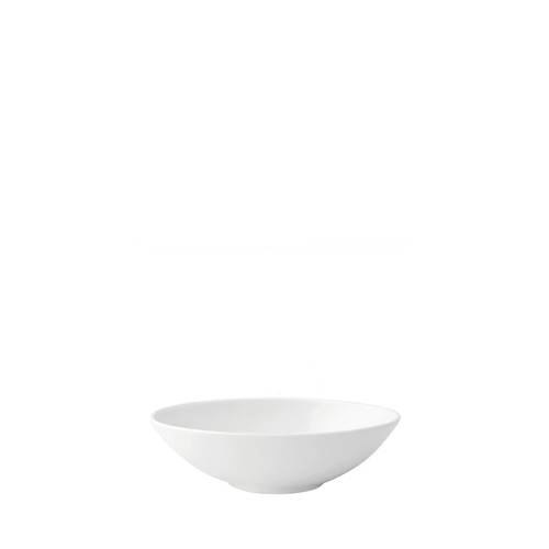 Utopia Anton Black  Oval Vegetable Dish 6.25