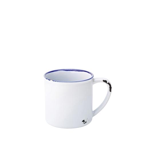 Utopia Avebury Blue Mug 28cl White/Blue