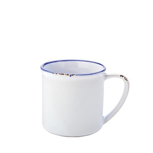 Utopia Avebury Blue Mug 38cl White/Blue