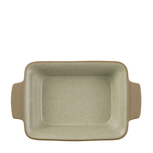 Churchill Art de Cuisine Igneous Rectangular Dish 17cm Stone
