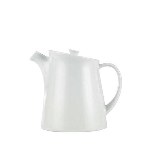 Churchill Art De Cuisine Menu  Beverage Pot 15oz White