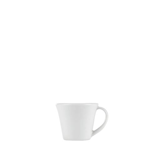 Churchill Art De Cuisine Menu  Espresso Cup 2.5oz White