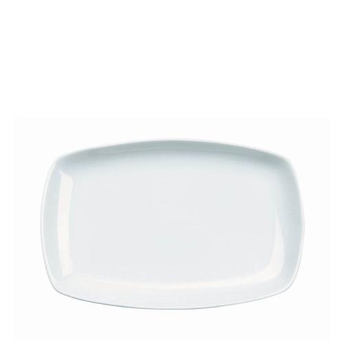 Churchill Art De Cuisine Menu  Medium Rectangular Platter 30cm x 20cm  White