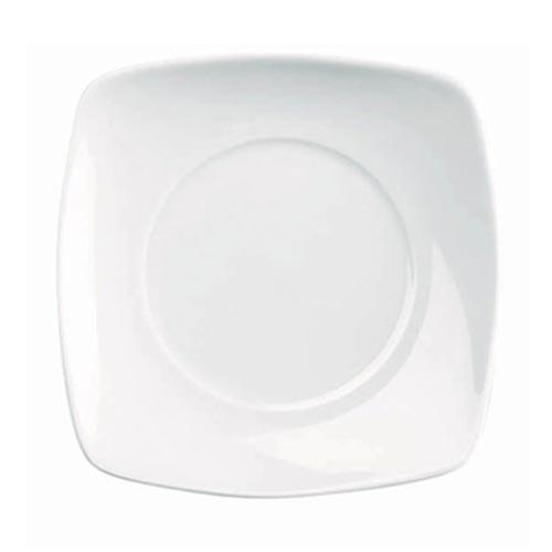 Churchill Art De Cuisine Menu  Square Plate 30cm White
