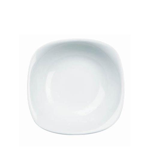 Churchill Art De Cuisine Menu  Square Bowl 18cm White