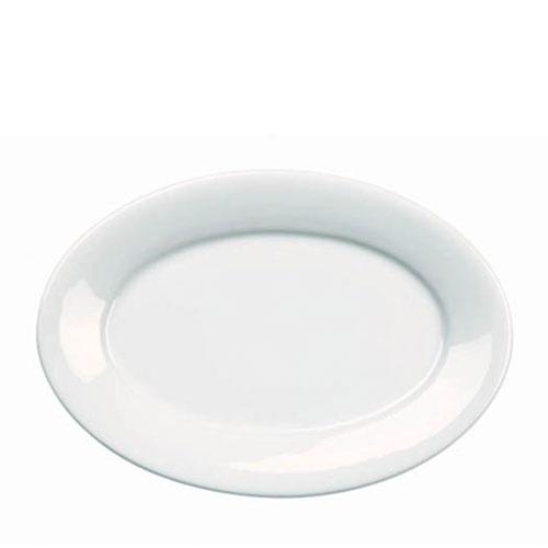Churchill Art De Cuisine Menu  Oval Plate 10