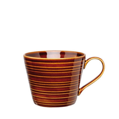 Churchill Art De Cuisine Rustics  Snug Mug 12oz  Brown