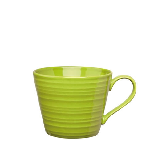 Churchill Art De Cuisine Rustics  Snug Mug 12oz  Green
