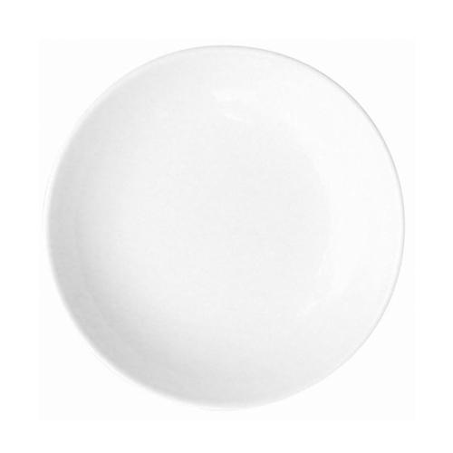 "Churchill Alchemy Balance Coupe Plate 12"" White"