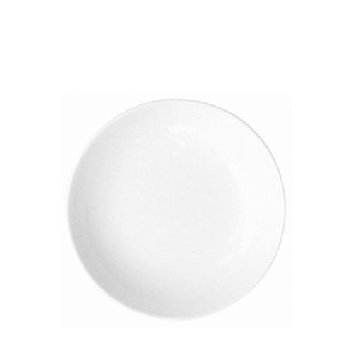 "Churchill Alchemy Balance Coupe Plate 9"" White"