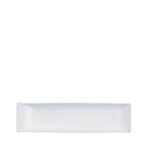 "Churchill Alchemy Balance Boat Dish 15.4"" White"