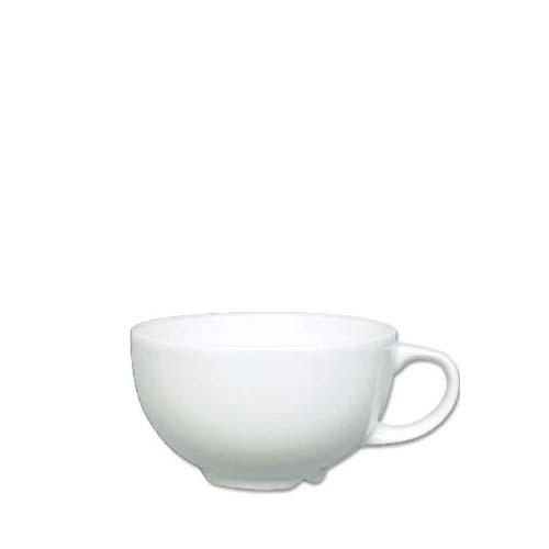 Churchill Alchemy Cappuccino Cup 8oz White
